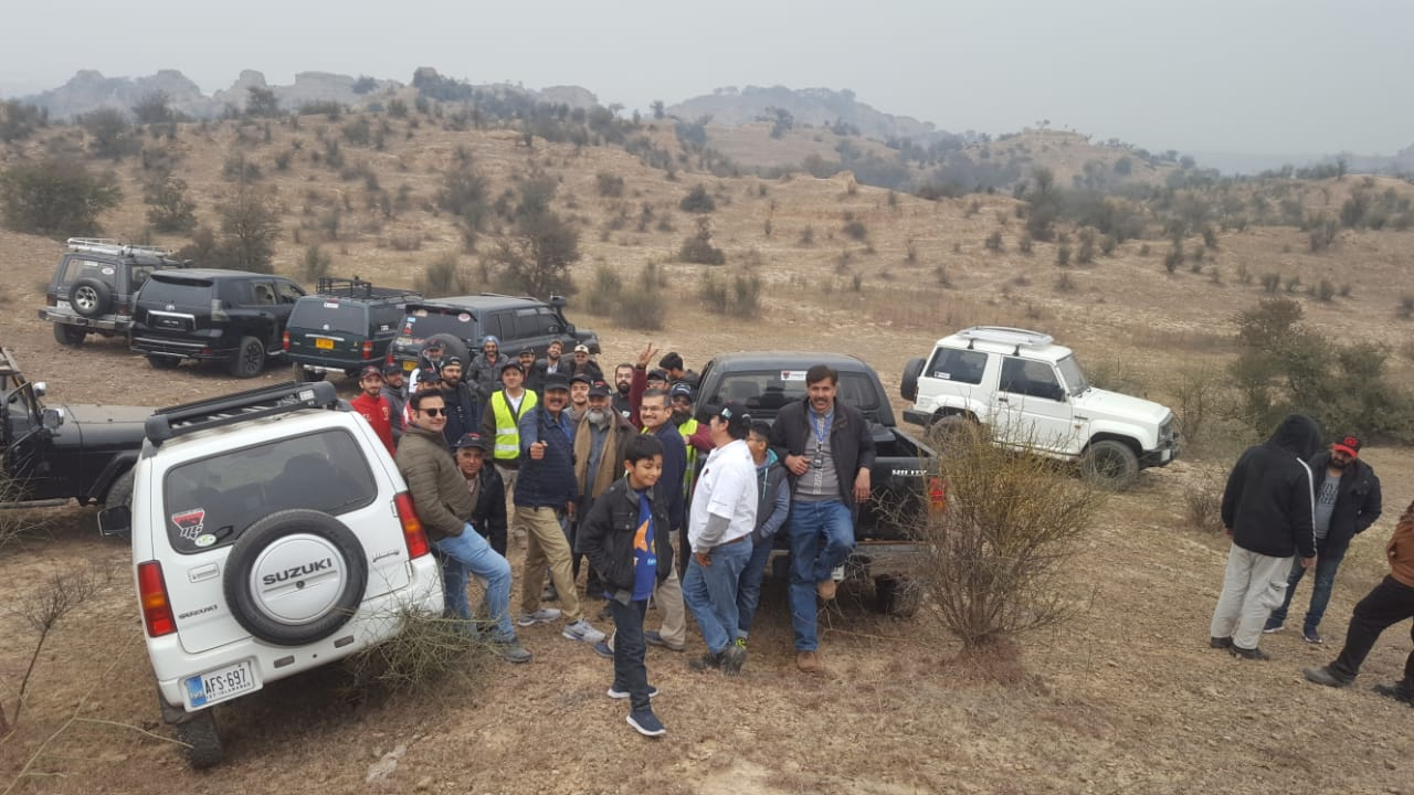 IJC – 5 days, 1500 KMs, 14000 Feet, 6 lakes & 23 aficionados in the Land of Giants! - filephp?id8181