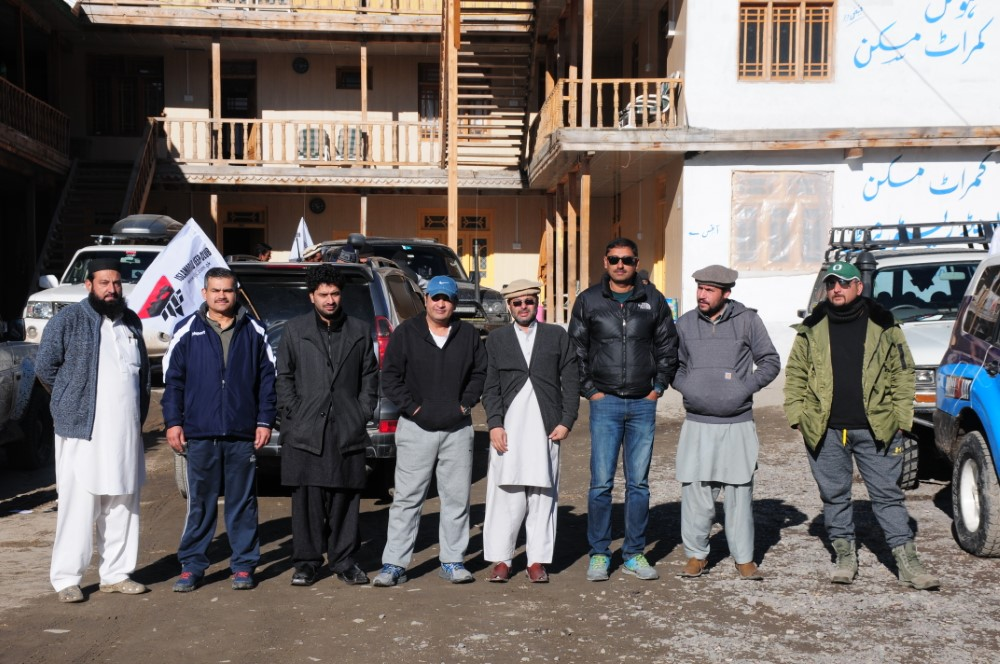 IJC Offroading at Indus River Bed on 23 Oct 2011 - filephp?id8537
